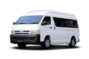 12 Seater Van Hire
